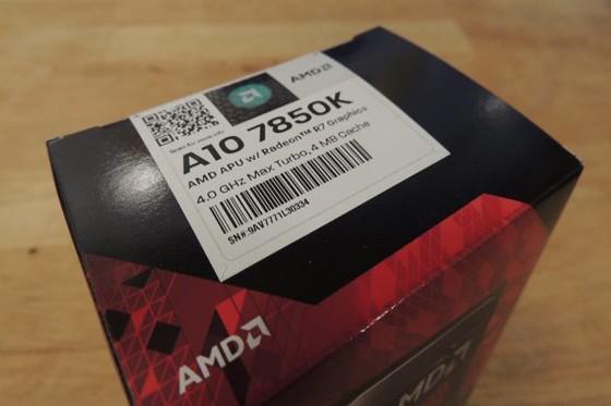 Processador AMD A10 7850K