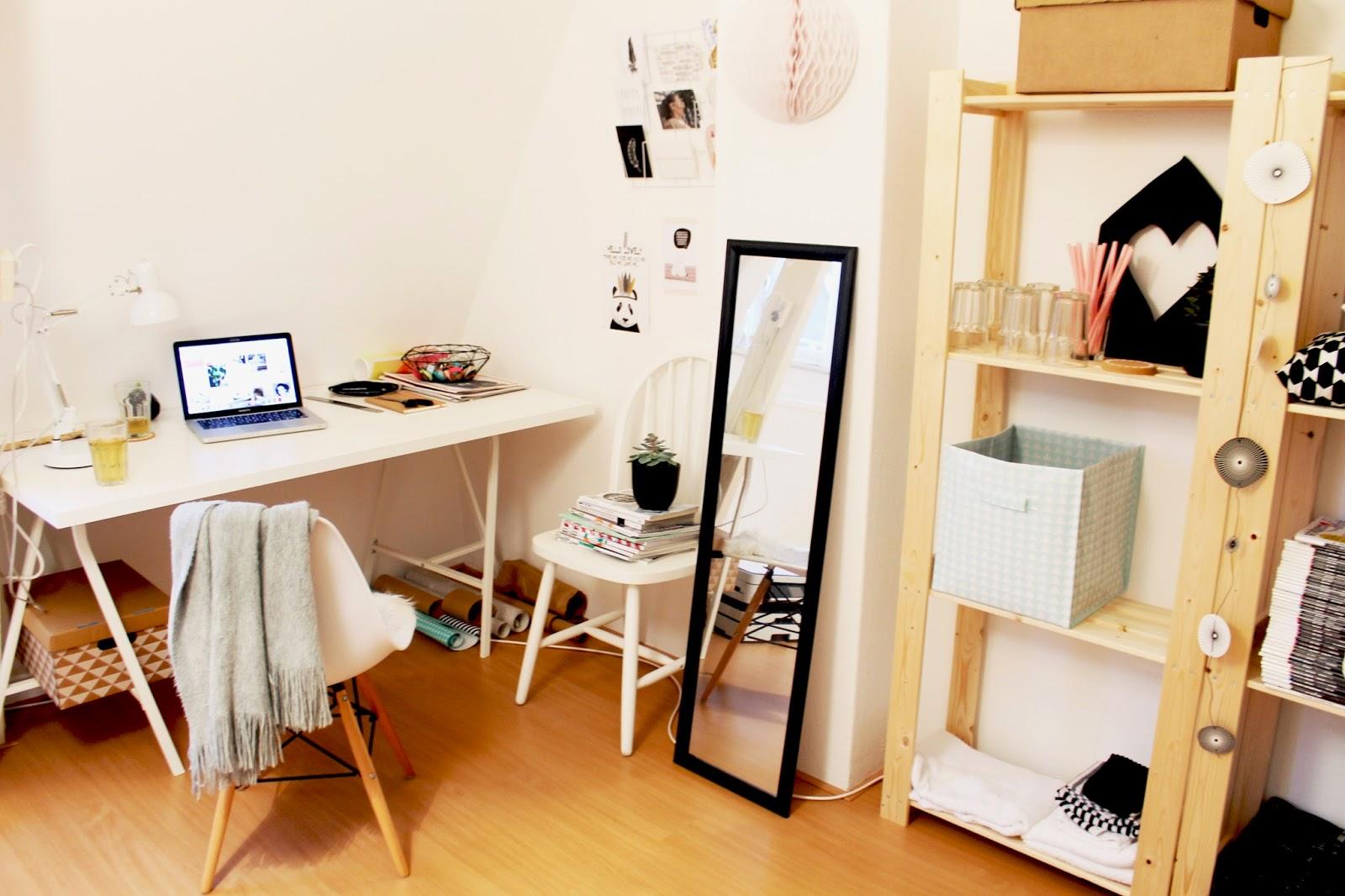 kleine kamer student ~ lactate for ., Deco ideeën