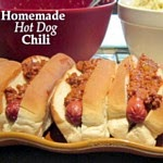 Homemade Hot Dog Chili aka Coney Sauce