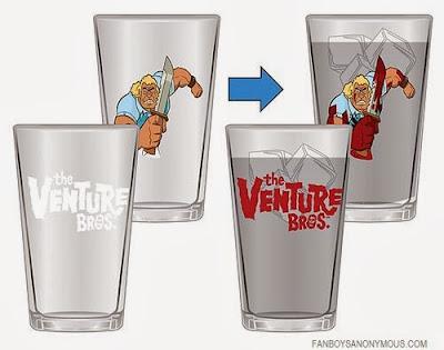 color changing blood cartoon dark humor secret agent pints beer