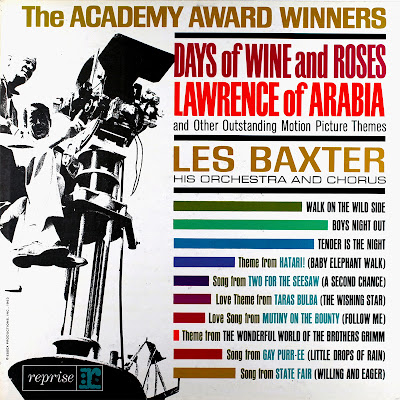 Les Baxter: The Academy Award Winners (1963)