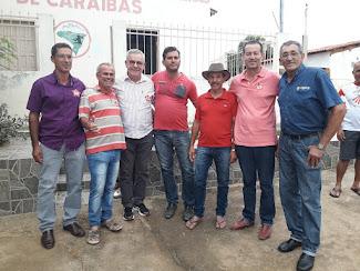 Vereadores que Apoiam PT de Caraíbas!