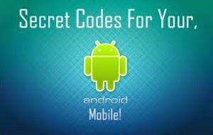 Kode Rahasia Android yang Tersembunyi