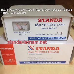 Thiết bị bảo vệ tủ lạnh STANDA PRO-95