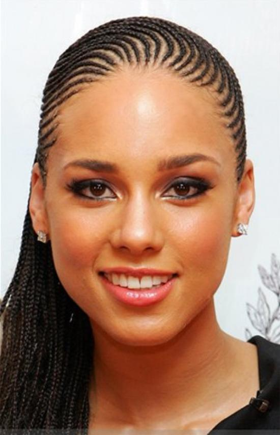 Alicia keys hair braided ~ Hair is our crown
