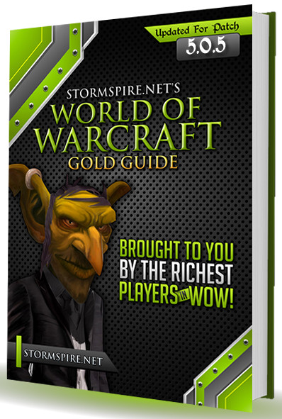 Goblineer's WoW Gold Guide
