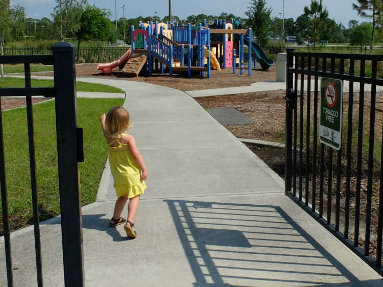 Max K Rodes Park, Brevard County Playgrounds