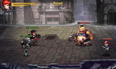 Heroes Saga English