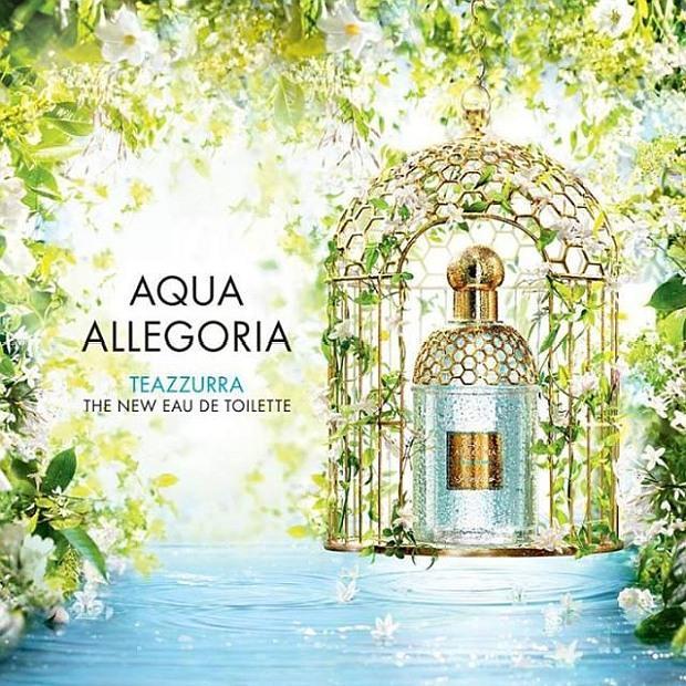 Guerlain Aqua Allegroia Teazzurra