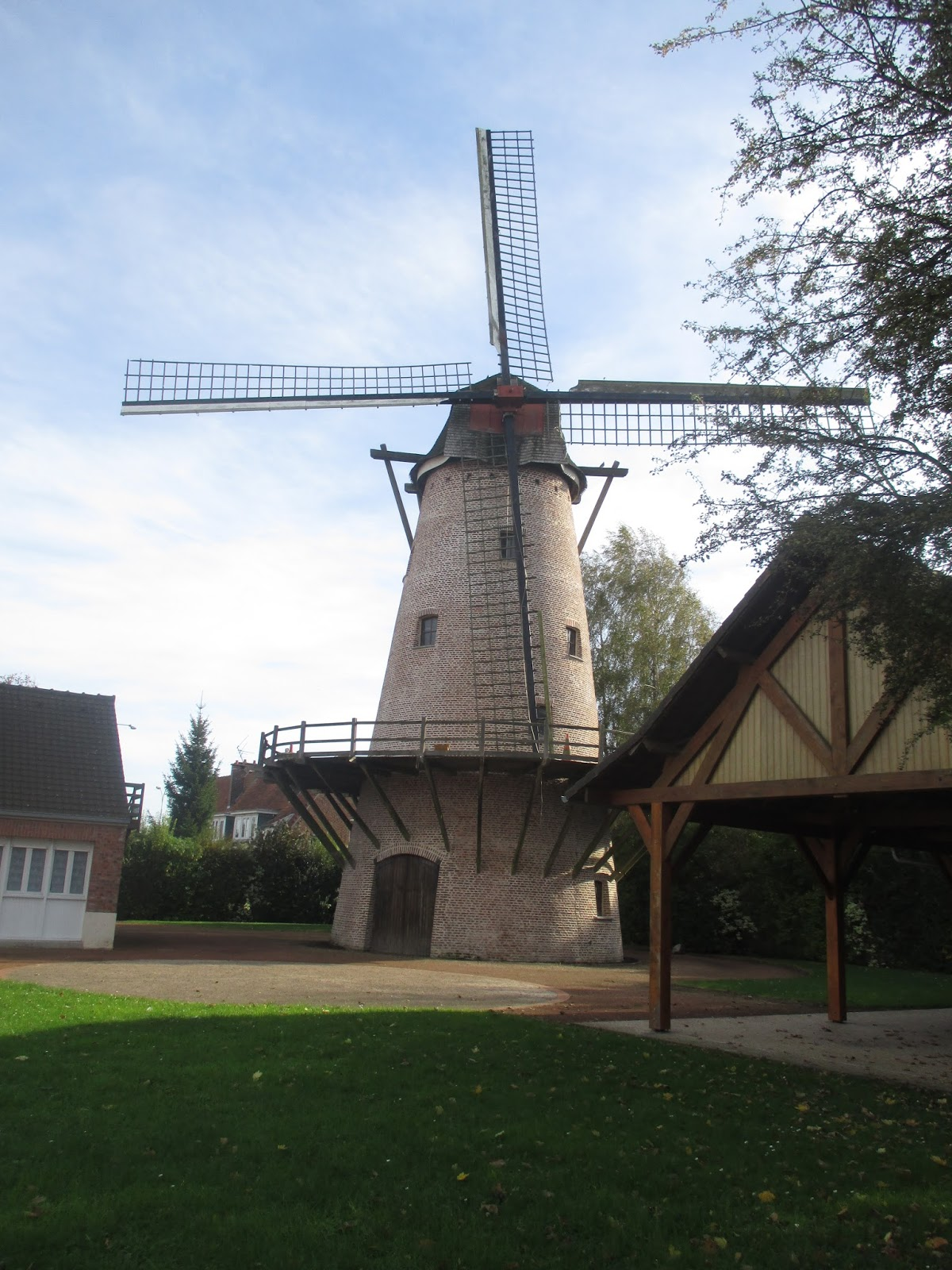 Moulin Hollebeke in Halluin