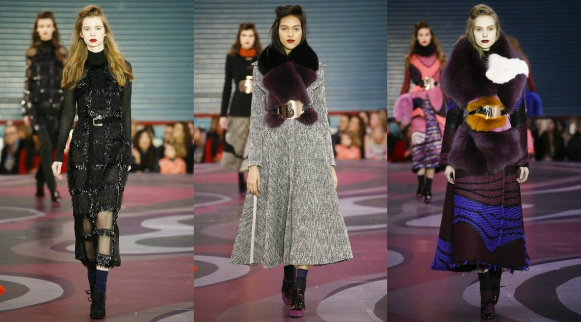 Roksanda AW15 London Fashion Week