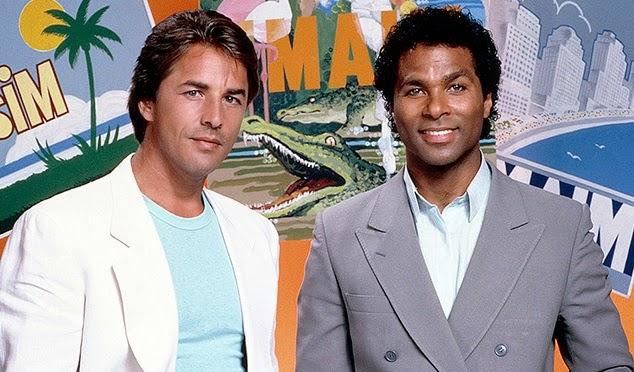 História e curiosidades da série 'Miami Vice'.