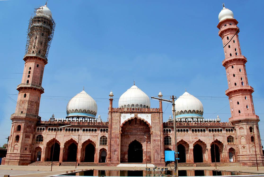 Introduction to jama masjid bhopal