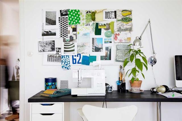 Brocante, design et IKEA