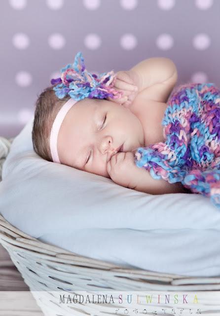 zdjęcia noworodkowe Olsztyn