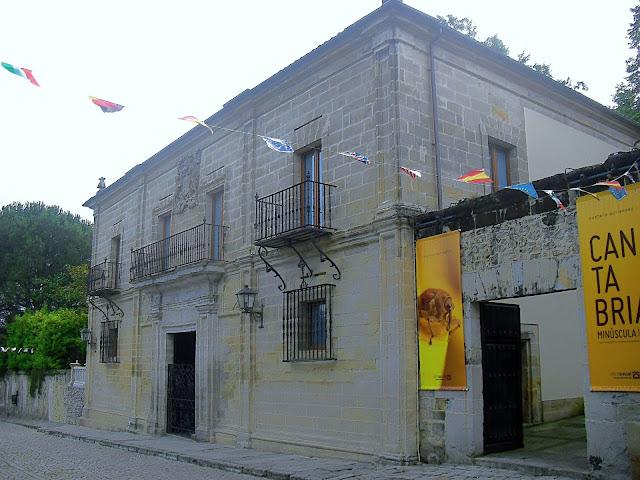 Palacio de Peredo Barreda en Santillana del Mar