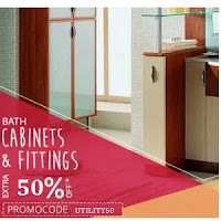 Paytm :  Bath Cabinets And Get at Extra 51% Cashback on Rs. 1,499 – Buytoearn