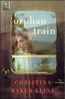 Cover of Orphan Train by Christina Baker Kline