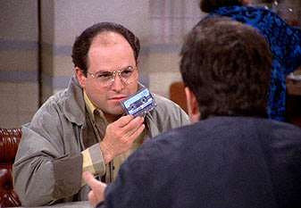 george s answering machine episode