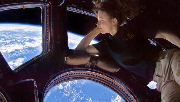 Pergerakan Badai Artur Dipantau Ketat Oleh ISS