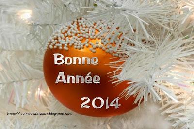 sms pour souhaiter bonne année 2014