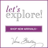 Vera Bradley Free Shipping