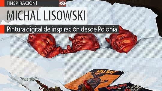 Pintura digital de inspiración con MICHAL LISOWSKI