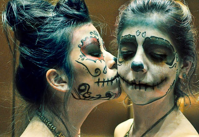 Day of the Dead Photoshoot