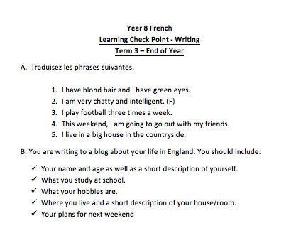 simple french essay Useful information about french phrases, expressions and words used in france in french, conversation and idioms, french greetings and survival phrases most of the sentences are used for the everyday life conversations, through them you can learn how to say specific sentences, so they might come handy if you memorize them - linguanaut.