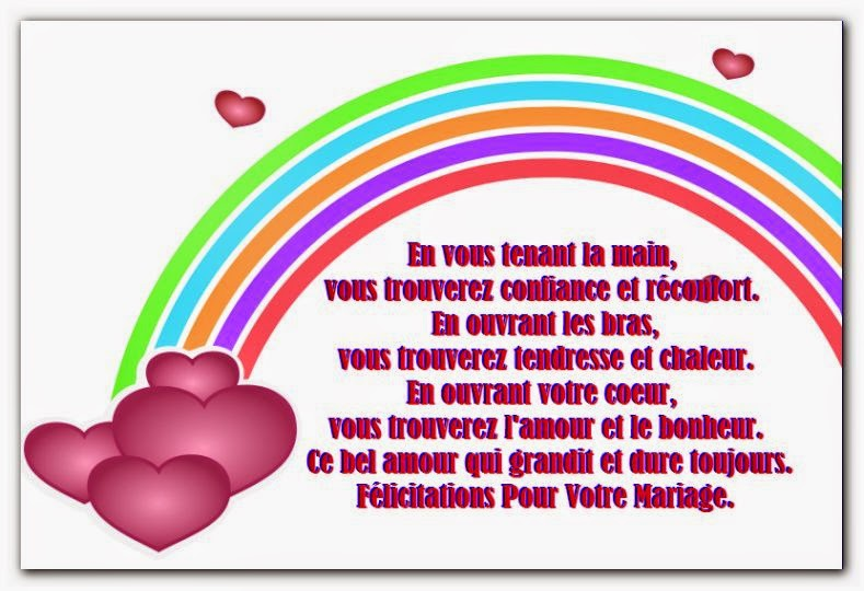 texte mariage flicitations - Message Felicitation Mariage