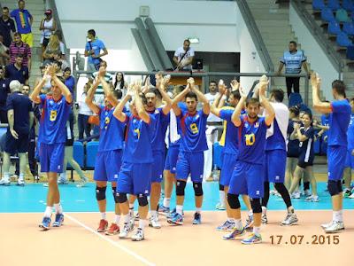 Hai cu victoria si cu Slovenia!