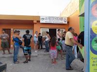 Inauguración de una nueva unidad básica en Olavarría