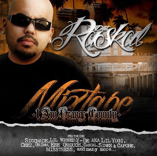 Dat Raskal - I Am Orange County Mixtape