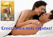 Power Zen Gold, potencia sexual