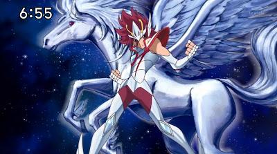 Saint Seiya Omega Pegasus Kouga