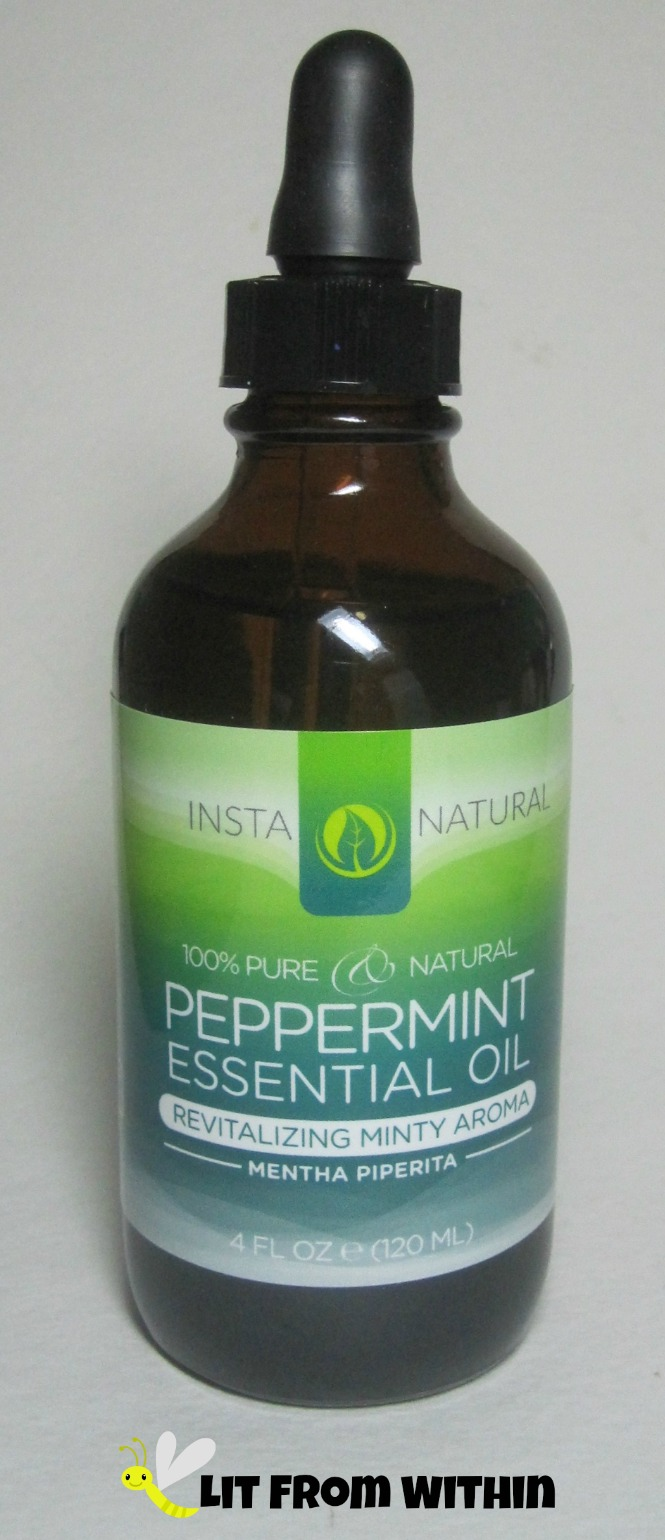 InstaNatural Essential Peppermint Oil