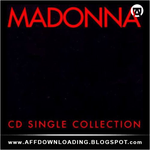 Madonna – CD Single Collection (40 CD3's) (Limited Edition) [2004] – 2016
