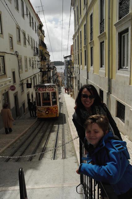 Bairro Alto, Baixa and Chiado Tram