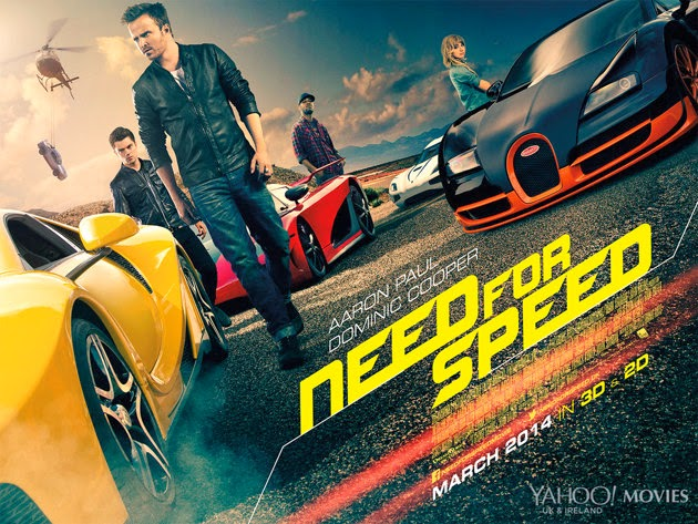 Download Need For Speed (Subtitle Indonesia)