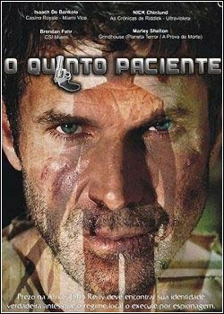 Download - O Quinto Paciente - DVDRip AVI - Dual Áudio