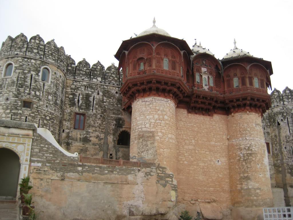 Khejarla India  city images : Khejarla Fort, Jodhpur, Rajasthan ~ Popular Temples of India