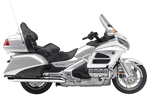 Gambar Motor 2013 Honda Gold Wing GL1800 Airbag, 480x360 pixels
