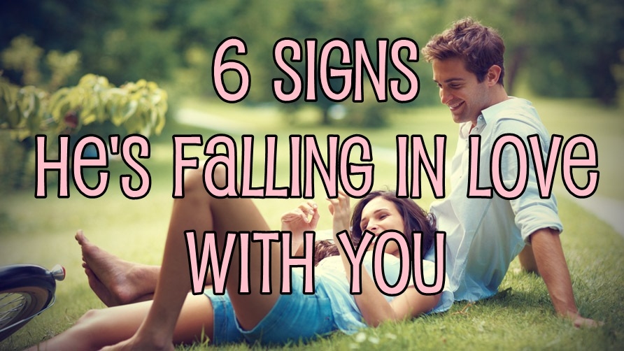 How To Tell A Guy Is Falling For You