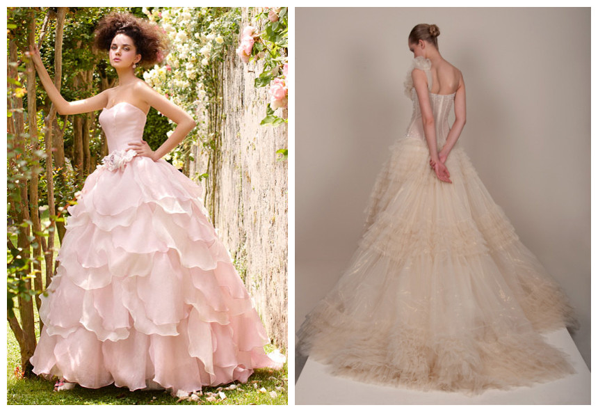Wedding Blog: How to Choose Second Marriage Wedding Dresses