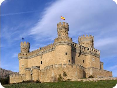 Villa Maria: Castelos de Espanha