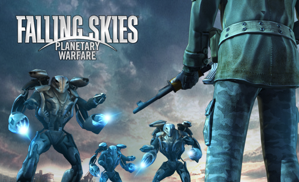 Falling Skies: Planetary War v1.1.3 Apk Mod [Unlimited Money]