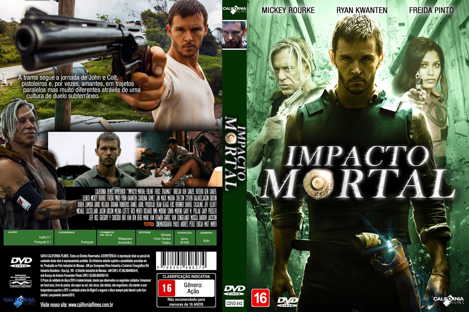Impacto Mortal BDRip XviD Dual Áudio Impacto 2BMortal 2B  2BXANDAODOWNLOAD