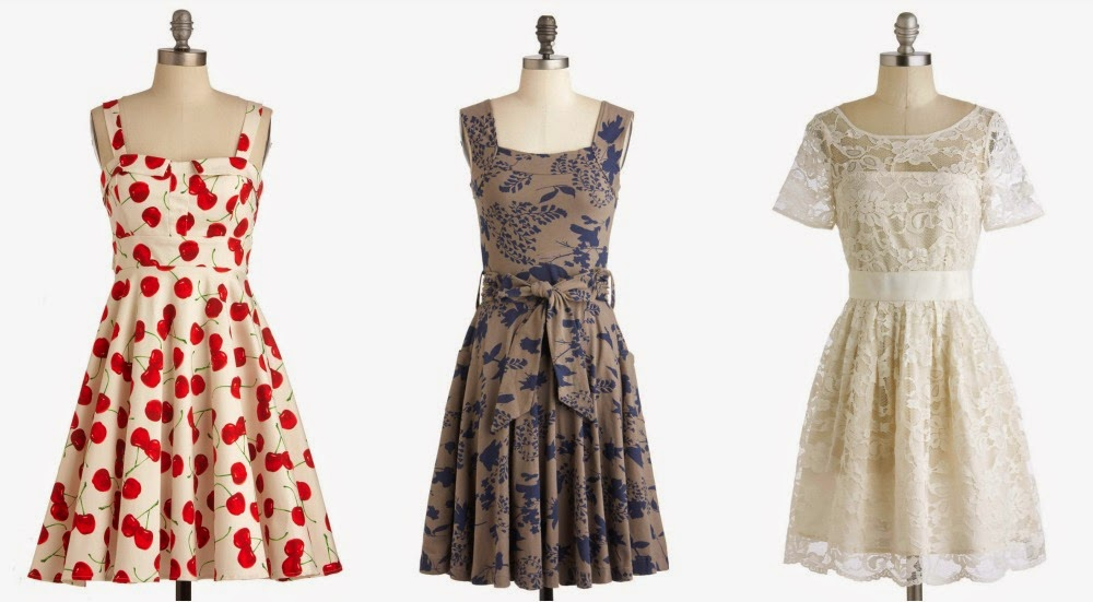 modcloth, sale, plus size, plus size dresses, plus size fashion, fatshion, dresses, floral print, modcloth sale, affiliate