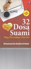 rumah buku iqro - toko buku online buku keluarga islam 32 dosa suami