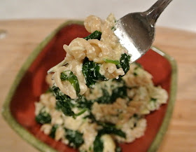 Spinach and Artichoke Pasta - www.likesopretty.com